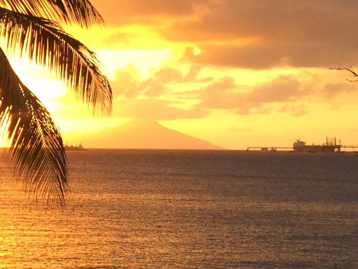 prachtige vergezichten en gouden zonsondergangen