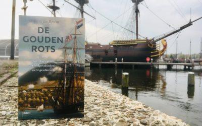 Duik in de geschiedenis van St. Eustatius – boekreview 'De Gouden Rots'