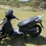 verhuur van scooter Kymco 125 CC