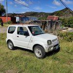 verhuur van de Suzuki Jimny