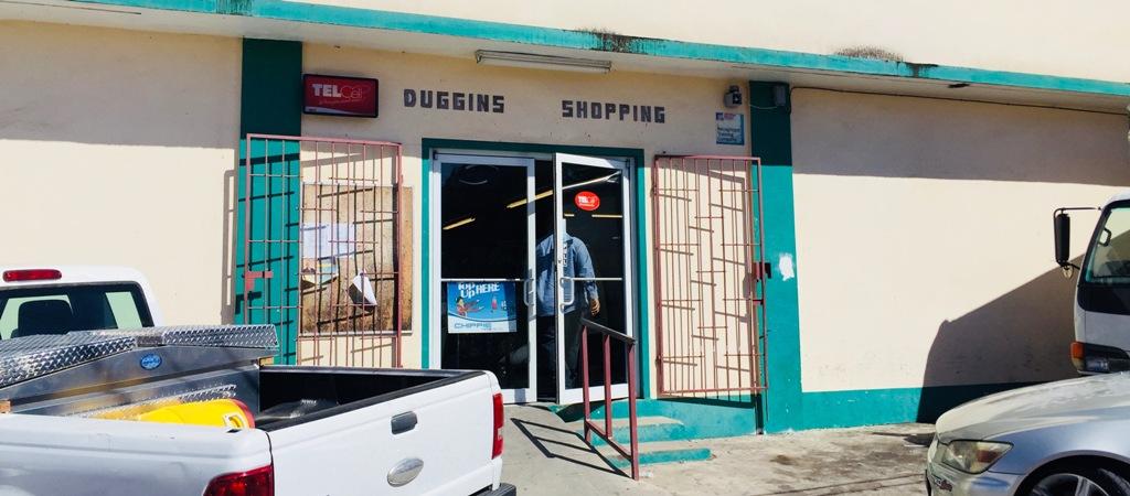 Boodschappen op St. Eustatius