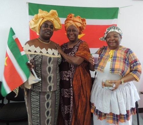 Emigreren vanuit Suriname naar St Eustatius