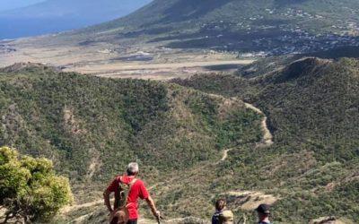 Wandelen op St. Eustatius